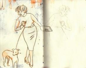 Freies Malen und Zeichnen für Erwachsene