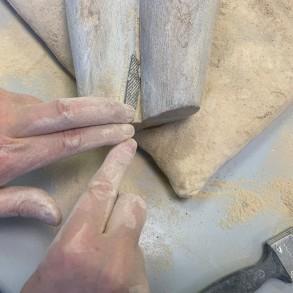 Modellierkurs: Gestalten mit Speckstein und Alabaster