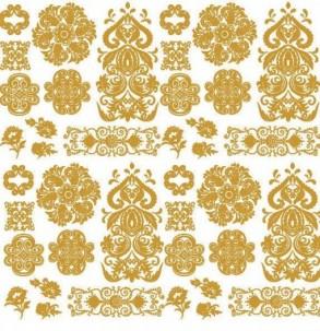 Keramikkurs: Golddecal auf mitgebrachte Gefässe