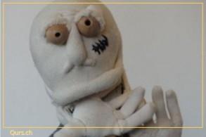 Stabfiguren, Marotten, Handpuppen,Marionetten & Tischmarionetten / Bau und Spiel (13 Abende)