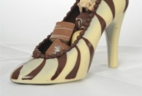 Schokoladenkurs - High Heels mit Pralinen