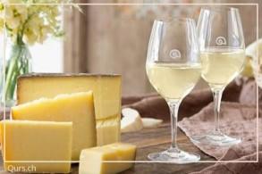 Weinkurs: Wein & Käse - komplexe Liebschaften! (Zürich)