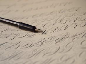 Kalligraphiekurs: Kalligraphie Anfängerkurs
