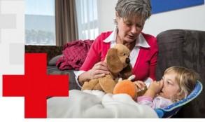 Kinderkrankheiten und andere Notfälle - Schweizerisches Rotes Kreuz