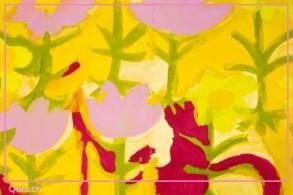 Kindermalkurs am Nachmittag: MuKi, VaKi oder PaKi - Malkurs Farbenzauber