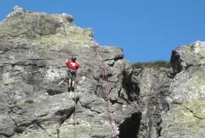 Kletterkurs: Glarnerland Klettergarten Stufen 1- 3