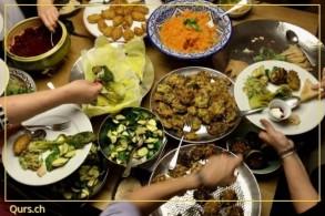 Kochkurs: Gemüseküche aus der ganzen Welt