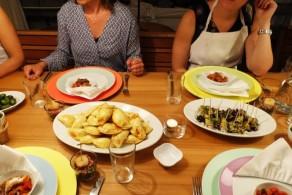 Kochkurs: Kochen und kosten - Tapas und Wein
