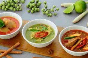 Kochkurs Thai Cooking: Dinner in Bangkok