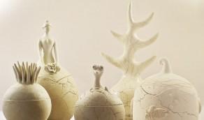 Keramikkurs: Kugeldosen modellieren