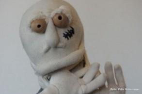 Marionetten, Tischmarionetten, Klappmaul- und Stabfiguren / Bau und Spiel