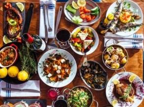 Kochkurs: Eine Reise rund ums Mittelmeer – Mezze (Tapas)