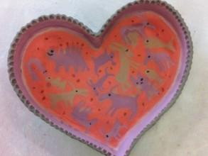 Keramikkurs : Keramische Oberflächen