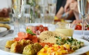 Kochkurs: Orientalische Mezze – vegetarisch/vegan