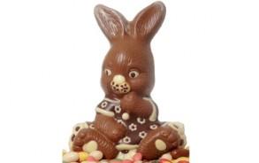 Schokoladenkurs: Osterhasen giessen