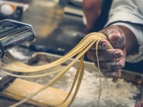 Kochkurs: Pasta formen, färben, füllen