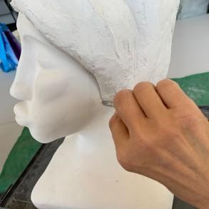 Modellierkurs: Plastisches Gestalten mit Ton, Gips, Beton und Stein