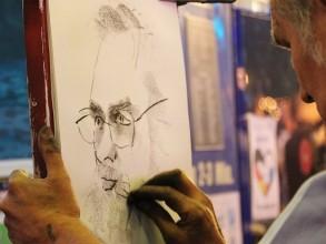 Malkurs: Abstraktes Portraitieren im Morfeo Altstadt Atelier