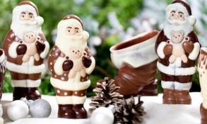 Schokoladenkurs : Samichlaus giessen in Bern (Vormittag)