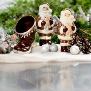 Schokoladenkurs : Samichlaus giessen in Zürich Wollishofen (Morgen)