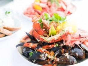 Kochkurs: Frutti di mare / Meeresfrüchte