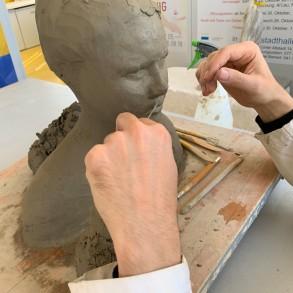 Modellierkurs: Skulpturen & figurative Plastik