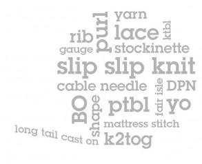 Strickkurs : Englische Strickanleitungen verstehen