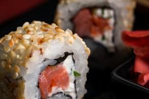 Kochkurs: Inside-Out Roll Sushi Kurs (für Anfänger)