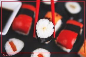 Sushikurs: Inari, Ura-Maki, Temaki und Gunkan