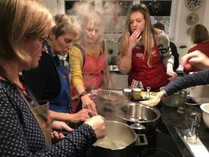 Teamevent Indisch Kochen