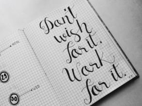 Kalligraphie: Das besonderes Erlebnis für Ihr Team