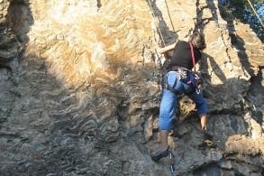 Kletterkurs : Val Durance Klettergarten 1-3