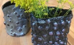 Keramikkurs : Grosse Vasen – wirkungsvolle Oberflächen