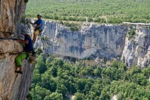 Kletterkurs: Verdon (Kingline)