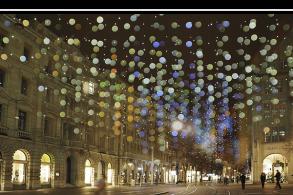 Fotokurs: Lichterzauber, Weihnachtsstimmung in Züri