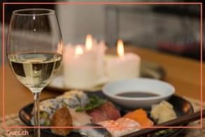 Sushi und Wein:  Das Koch- und Genuss-Seminar