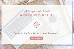 Selbstvertrauen & Marketing / Workshop 3