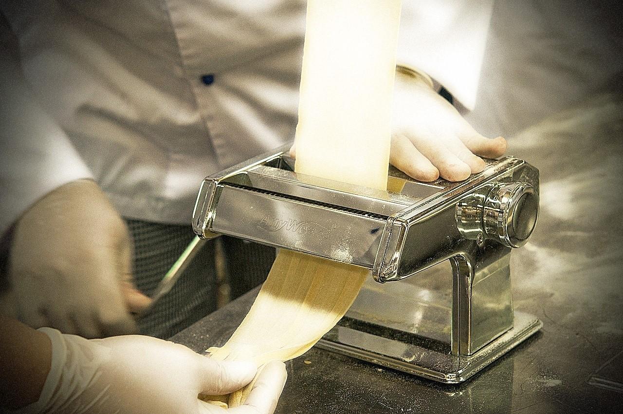 Selber Pasta machen