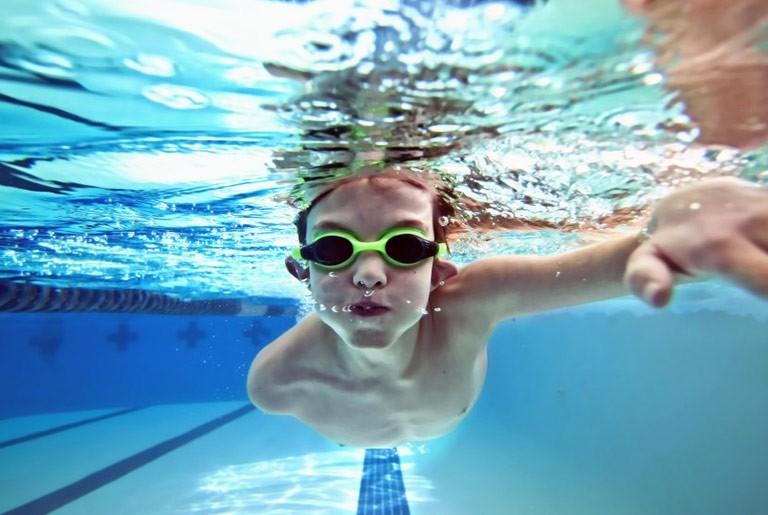 Schwimmtechnik Kinder Mittwoch (ZH Stettbach)