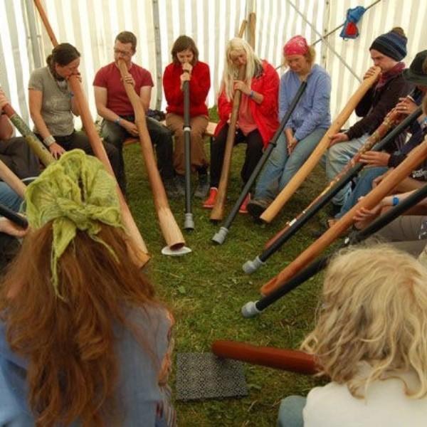 Das Didgeridoo - weit mehr als ein altes Musikinstrument!