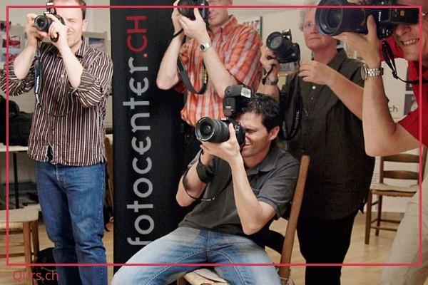Fotokurs Grundlagen der digitalen Fotografie