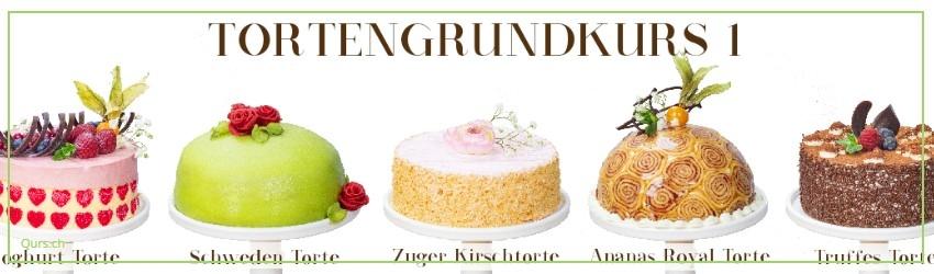 Tortenkurs 1
